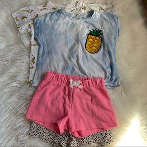 Bundle of kids clothes size 4-5 Y